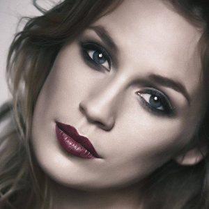 Perfekt schminken - Dunkle Lippen schminken